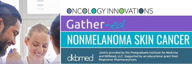 Small Group Learning and a Webcast to Educate Clinicians on Nonmelanoma Skin Cancers