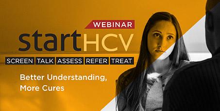START HCV - A Webinar for Addiction Medicine Specialists