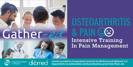 Gather-ed: Osteoarthritis & Pain