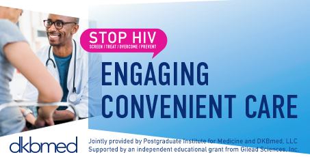 STOP HIV: Engaging Convenient Care