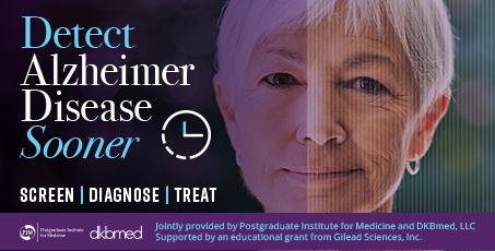 Detect Alzheimer's Disease Sooner